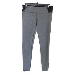 Lucy Active Wear Hatha Leggings Full Length Gray M